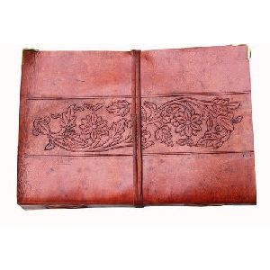 Hand Made Leather Diary