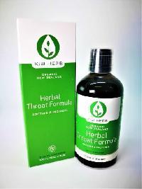 100ml Kiwiherb Herbal Throat Formula Syrup