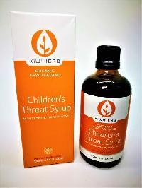 Kiwiherb Children\'s Throat Syrup