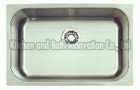 KBUS2718 Stainless Steel Undermount Bowl Sink