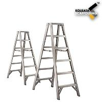 Aluminium Double Step Ladder