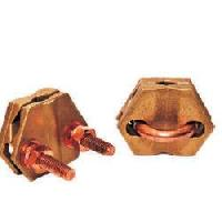 Copper Rebar Clamps