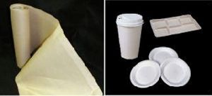 Biodegradable Polymer Coated Paper