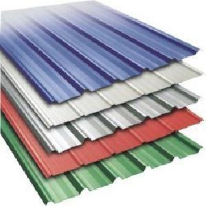Colour Coated Steel Sheets