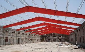PEB Steel Structure