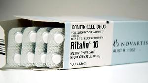 Ritalin 10 Tablets