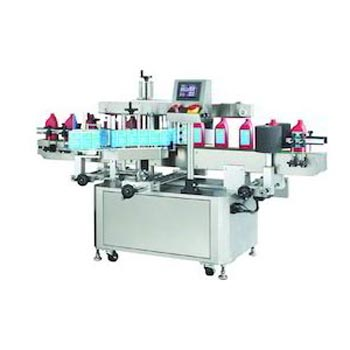Automatic Front Back Labeling Machine 01