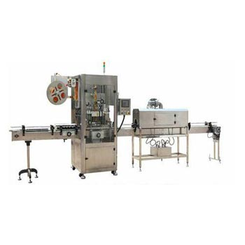 Automatic Shrink Sleeve Applicator 01