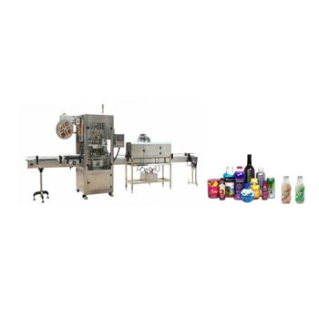 Automatic Shrink Sleeve Applicator 02