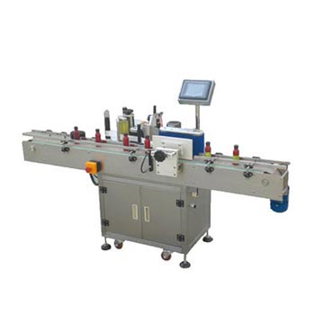 Automatic Vertical Sticker Labeling Machine 01