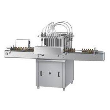 Automatic Volumetric Liquid Filling Machine 01
