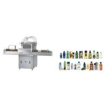 Automatic Volumetric Liquid Filling Machine 02