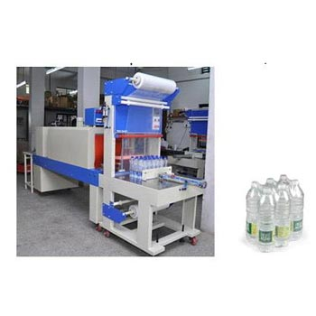 Semi Automatic Sleeve Wrapping & Shrink Tunnel Machine 02