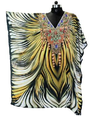 K-121 Short Length Kaftan