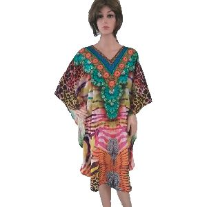 S-10 Short Length Kaftan