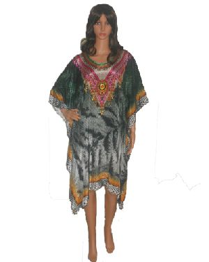 SD8 Stylish Knee Length Kaftan