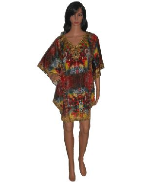 Short 2 Length Kaftan
