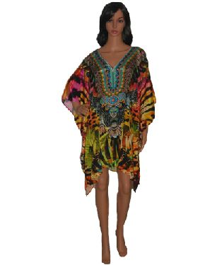 Short 4 Length Kaftan