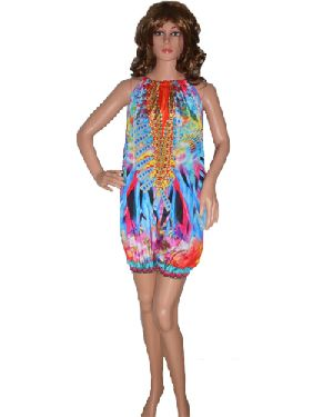Short 9 Length Kaftan