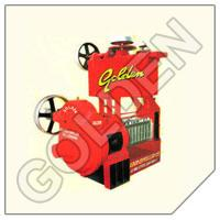 Golden Round Kettle Oil Expeller