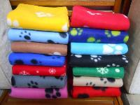 Printed Polo Blankets