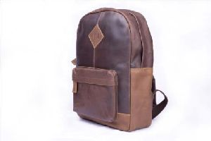 Hunter Leather Backpacks