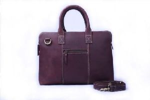 Hunter Leather Bag 06