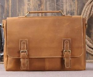 Hunter Leather Bag 09
