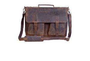 Hunter Leather Bag 10