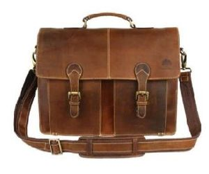 Hunter Leather Bag 15