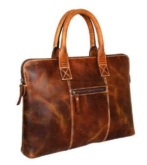 Hunter Leather Bag 16
