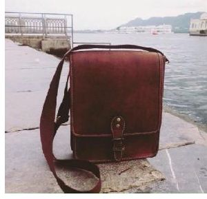 Hunter Leather Bag 17