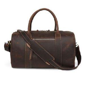 Hunter Leather Duffle Bag 02