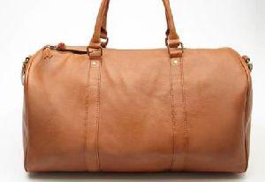 Hunter Leather Duffle Bag 03