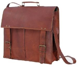 PH013 Leather Laptop Bag