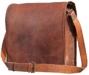 PH017 Leather Laptop Bag