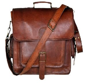 PH027 Leather Laptop Bag