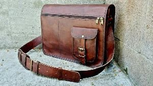 PH030 Leather Laptop Bag
