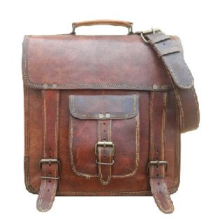 PH047 Vintage Leather Backpack