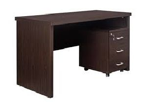 wooden office table. Wooden Office Table 01 02