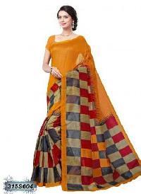 315S604 Fancy Saree