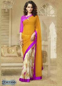 336S506 Fancy Saree