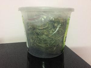 Dried Stevia Leaves 04