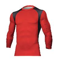 Mens Lycra Rash Guard Shirts