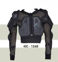 KIC - 1240 Mens Leather Motorcycle Protection Kit
