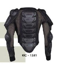 KIC - 1241 Mens Leather Motorcycle Protection Kit