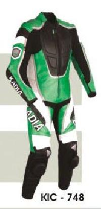 KIC - 748 Mens Leather Motorcycle Suit