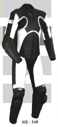 KIC - 749 Mens Leather Motorcycle Suit