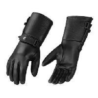 Mens Motorcycle Long Gloves
