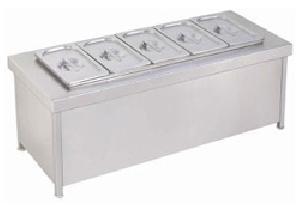 Table Top Bain Marie Counter
